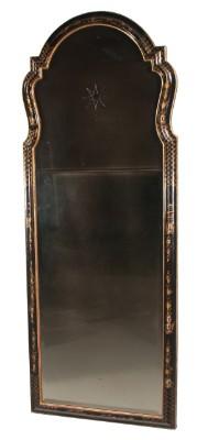 Queen Anne Style Mirror