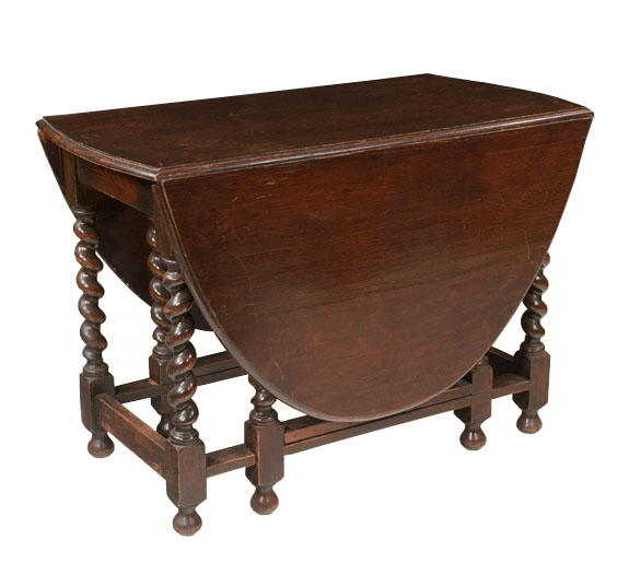 English Gate Leg Table  SOLD